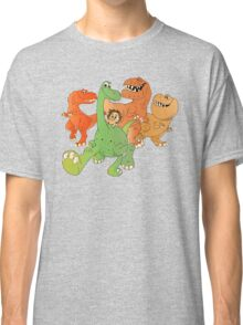 A Crew of Good Dinos Classic T-Shirt