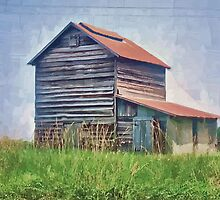 Chesterfield County Barn by suzannem73