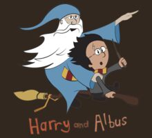 Harry and Albus by wittytees