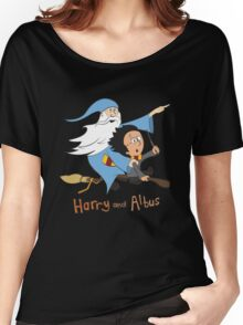 Harry and Albus Women's Relaxed Fit T-Shirt