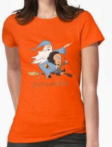 Harry and Albus Womens Fitted T-Shirt