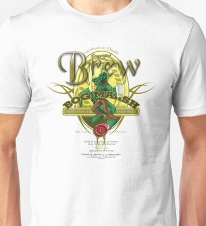 bog marsh brew Unisex T-Shirt