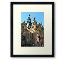 Stockholm Architecture Framed Print