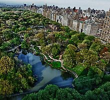 CENTRAL PARK RIGHT BANK by stuartphotos