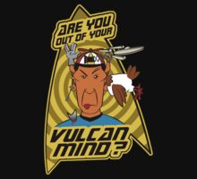 Are You Out Of Your Vulcan Mind? by jayveezed