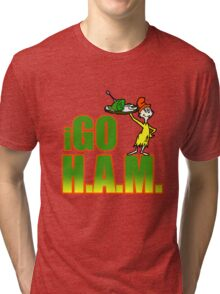 I Go Ham T-shirt Tri-blend T-Shirt