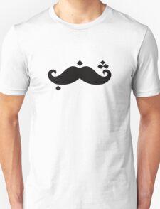 Shanab \ Arabic Mustache T-Shirt
