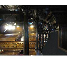 Kilbirnie Auld Kirk interior 18 Photographic Print