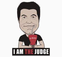 Simon Cowell, American Idol Judge T-Shirt