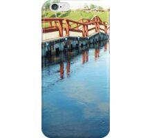 Floating Bridge iPhone Case/Skin