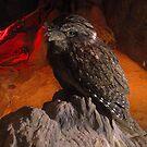 I am an owl. by schizomania