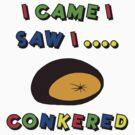 I Came I Saw I Conkered by Simboner