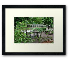 Callaway Framed Print