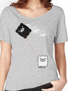 TWINPIGS KITE  Women's Relaxed Fit T-Shirt