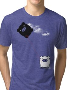 TWINPIGS KITE  Tri-blend T-Shirt