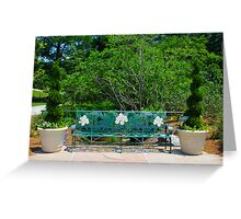Have A Seat By Jonathan Green  Greeting Card