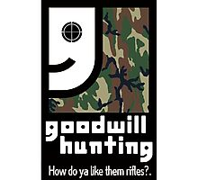 Goodwill Hunting Photographic Print