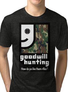 Goodwill Hunting Tri-blend T-Shirt