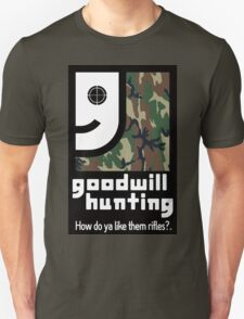 Goodwill Hunting T-Shirt
