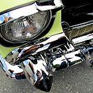 1957 Chevrolet Bling by Debbie Robbins
