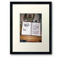DrawingdayDoodle2011/3 Framed Print