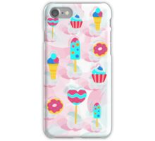 Sweets for a happy day iPhone Case/Skin