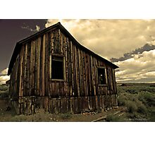 Bodie Califorina 4 Photographic Print