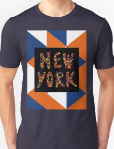 New York, New York Unisex T-Shirt