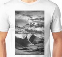 Tibet's snow-capped mountains Unisex T-Shirt