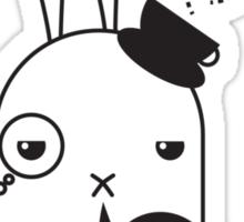 Mr.Rabiton Sticker