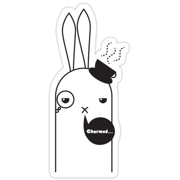 Mr.Rabiton by foolishfox