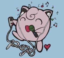 Jigglypuff Loves Pop Music! by Virginia Graybill