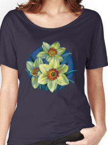 Daffodils T Women's Relaxed Fit T-Shirt