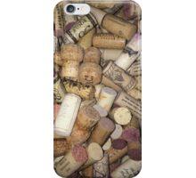Put a cork in it iPhone Case/Skin