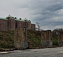 Kings Park Psychiatric Center by Kristina Gale
