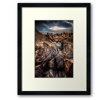Pile Up Framed Print