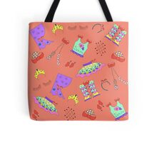 Dance is in the air Tote Bag