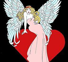 Faithless Angel by redqueenself