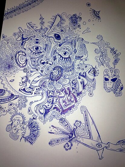blurf by Mashy -