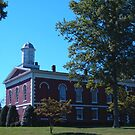 Ironton ~ Iron County Courthouse by barnsis