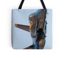 Angel on a Rampage Tote Bag