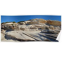Rock Formation Poster