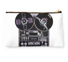 Vintage, it's Real to Reel Studio Pouch