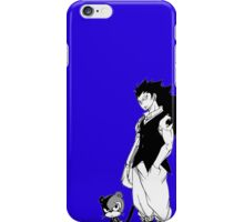 Gajeel iPhone Case/Skin