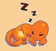 Sleepy Fire Starter by skywaker