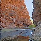 Simpson's Gap, Northern Territory, Australia by Adrian Paul