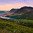 Buttermere, Cumbria. UK by David Lewins