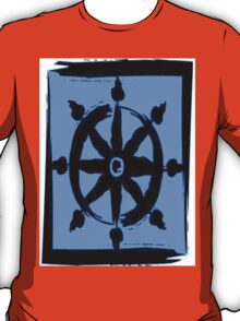 Wheel of dharma T-Shirt