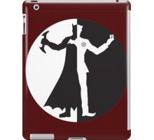 Gotham Opposites iPad Case/Skin