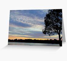 Tweed River Greeting Card